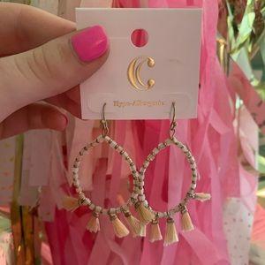Charming Charlie's Tassel Earrings
